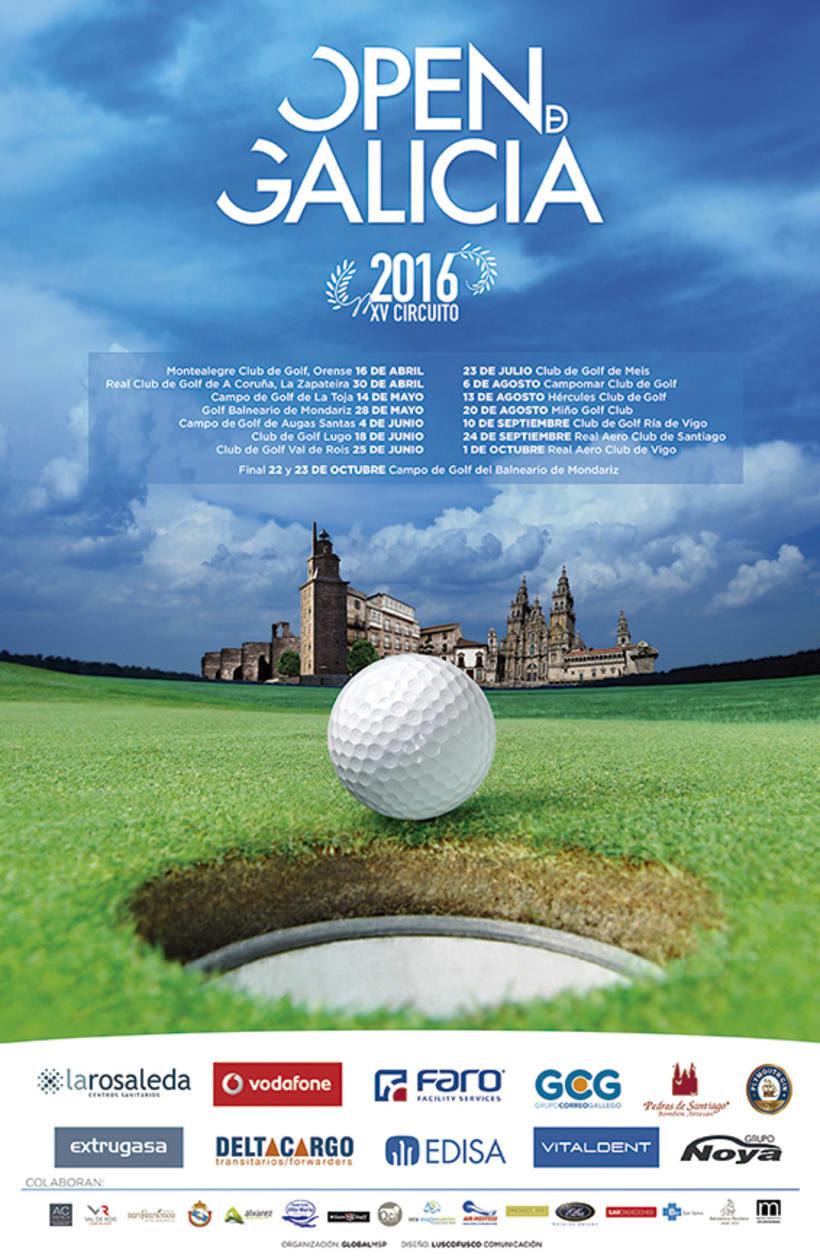 Campaña Open de Galicia de Golf 0