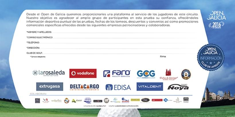Campaña Open de Galicia de Golf 1