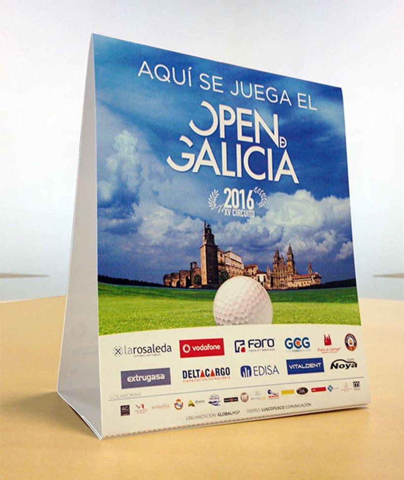 Campaña Open de Galicia de Golf 2