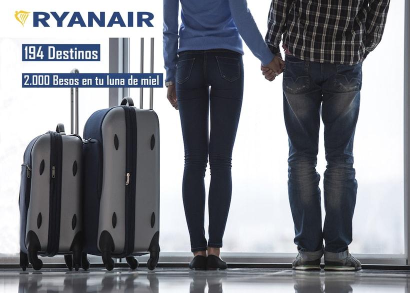 Campaña Ryanair 0
