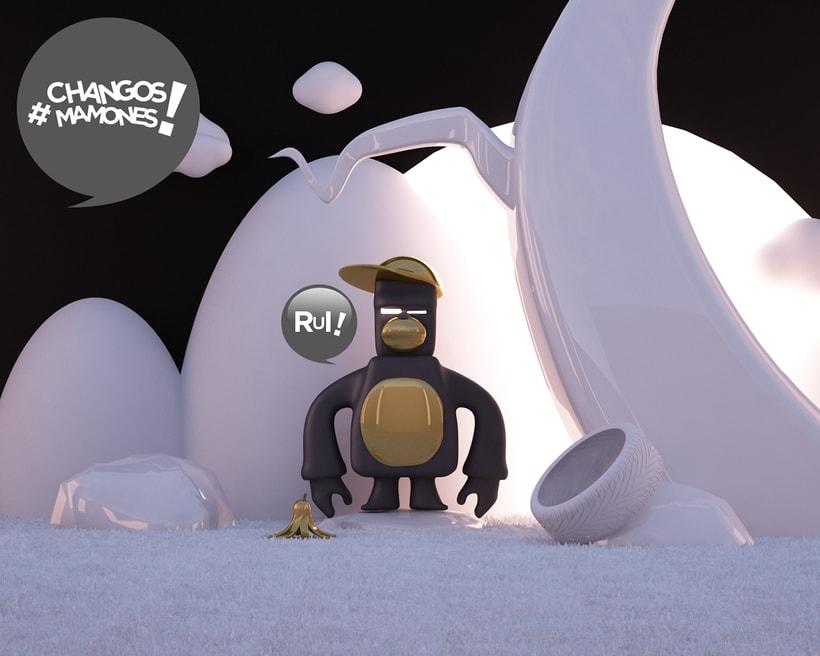 Changos Mamones 1
