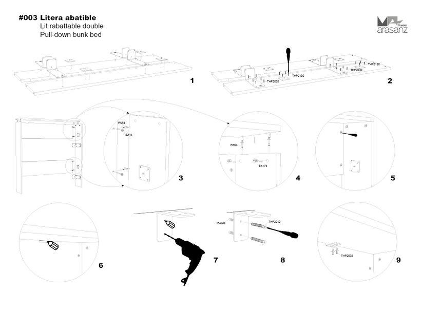 INSTRUCCIONES DE MONTAJE -1
