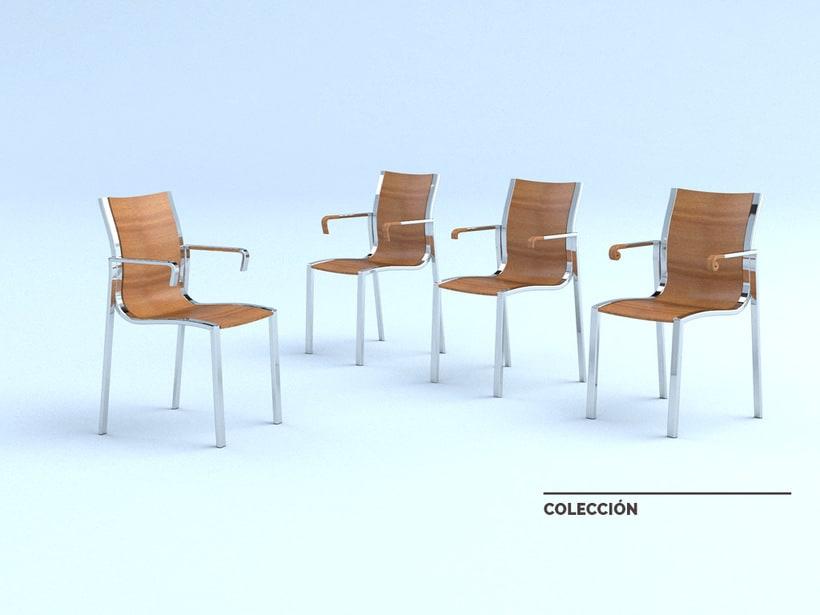 PARENTHESIS Chair 1