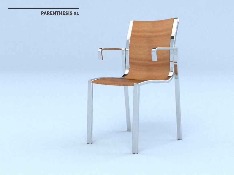 PARENTHESIS Chair 2