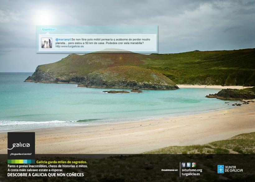 Campaña prensa y revistas Turismo de Galicia 4