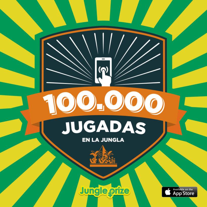 Imágenes promocionales Jungle Prize 5