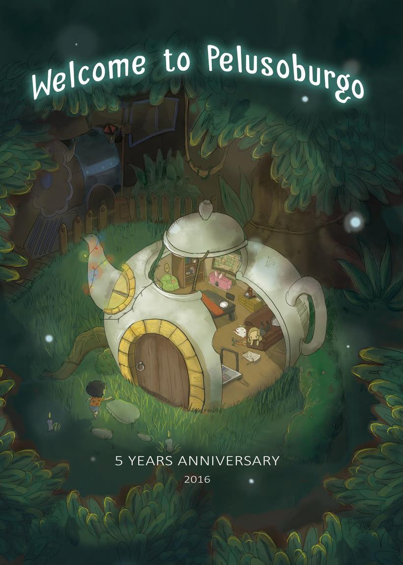 Ilustración aniversario 0