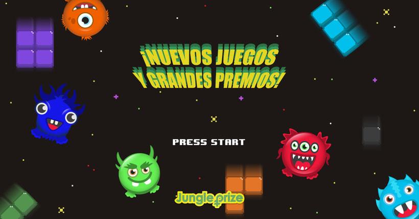 Imágenes promocionales Jungle Prize 3