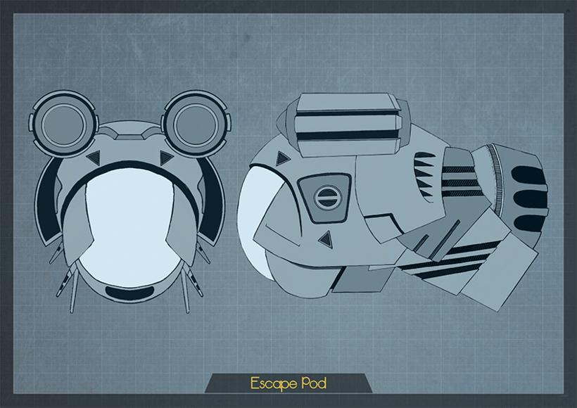 Escape Pod -1