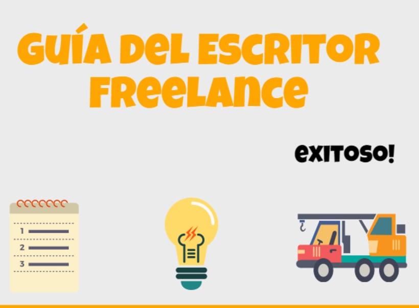 Guía escritor Freelance Exitoso 0