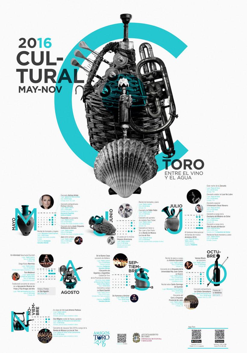 Toro Cultural 2016 2