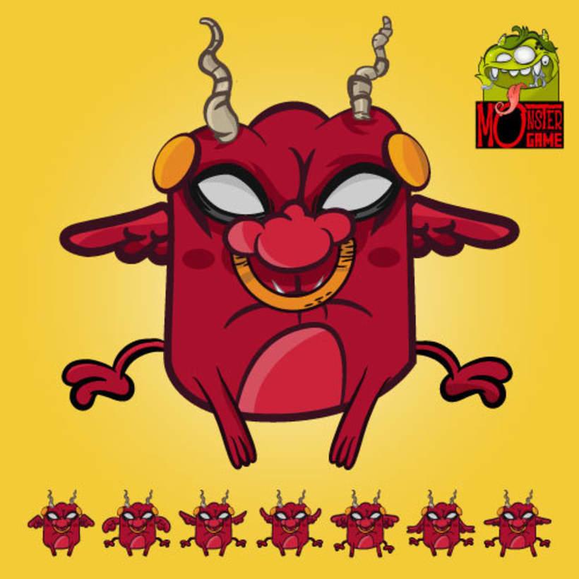 FATMAN & Monster Game( Videojuegos) 24