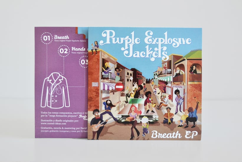 Purple Explosive Jackets 3