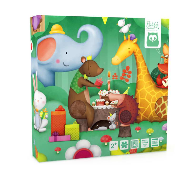Il·lustración para puzzle gigante 1