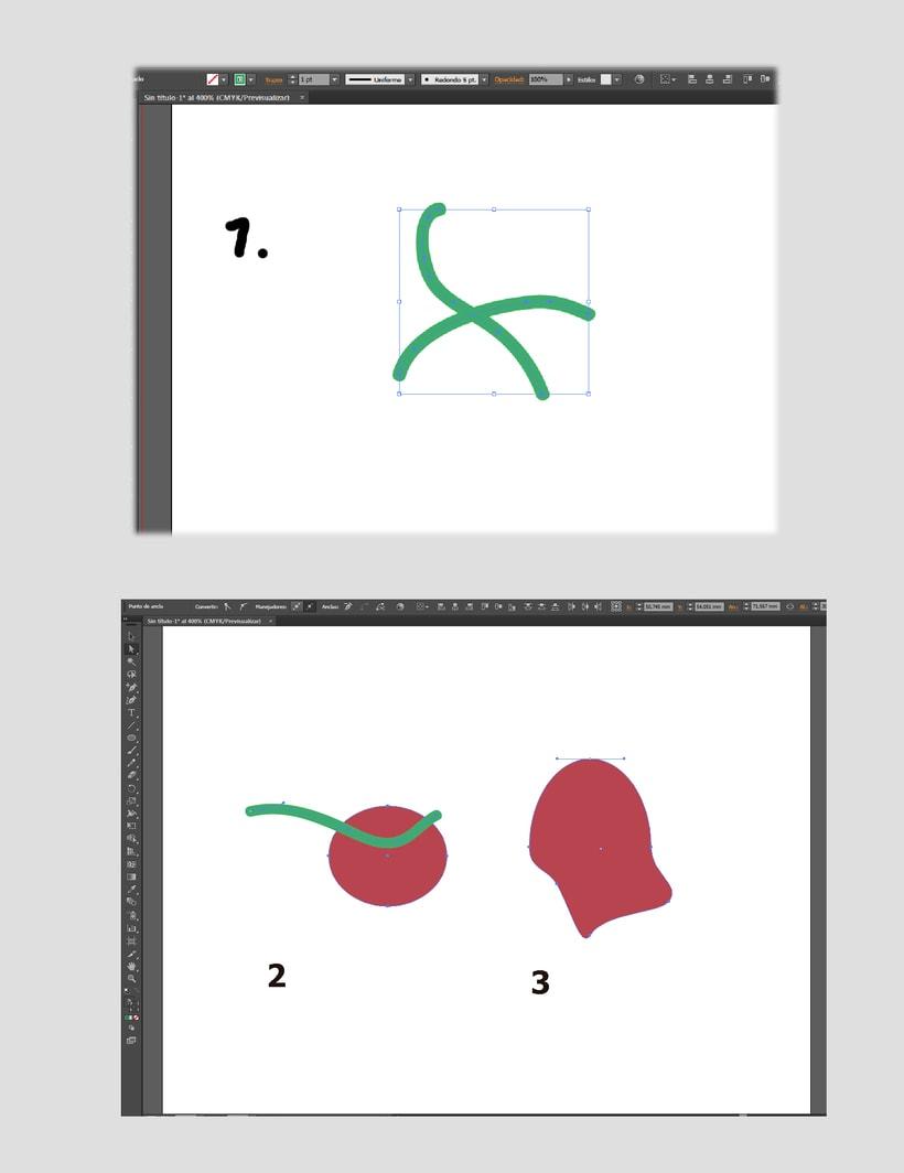 Ayuda trazados y formas Illustrator 1