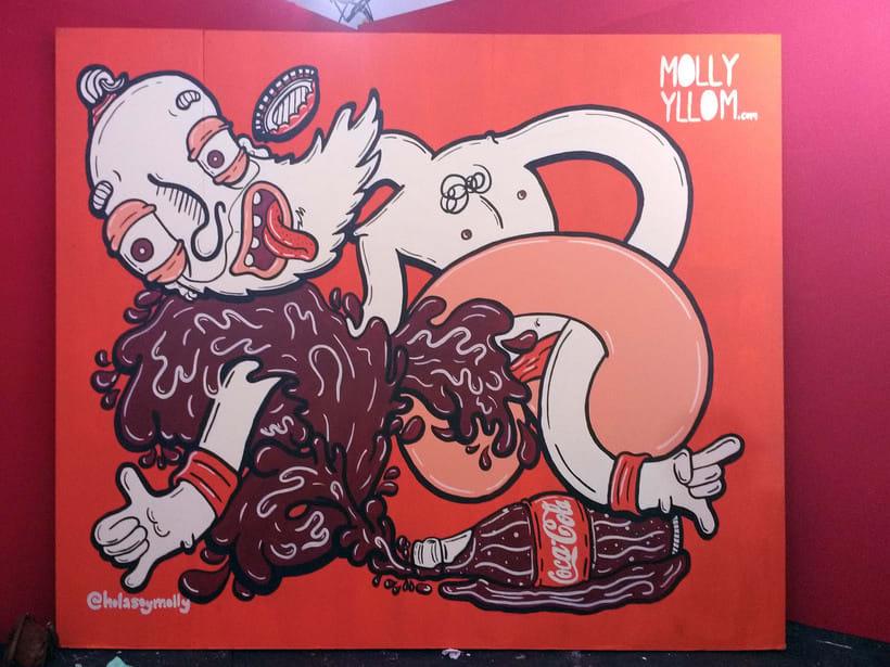 El Genio de la Felicidad - CocaCola 0