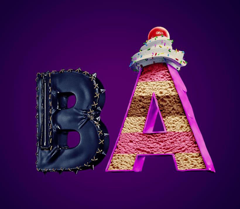 BA lettering 1