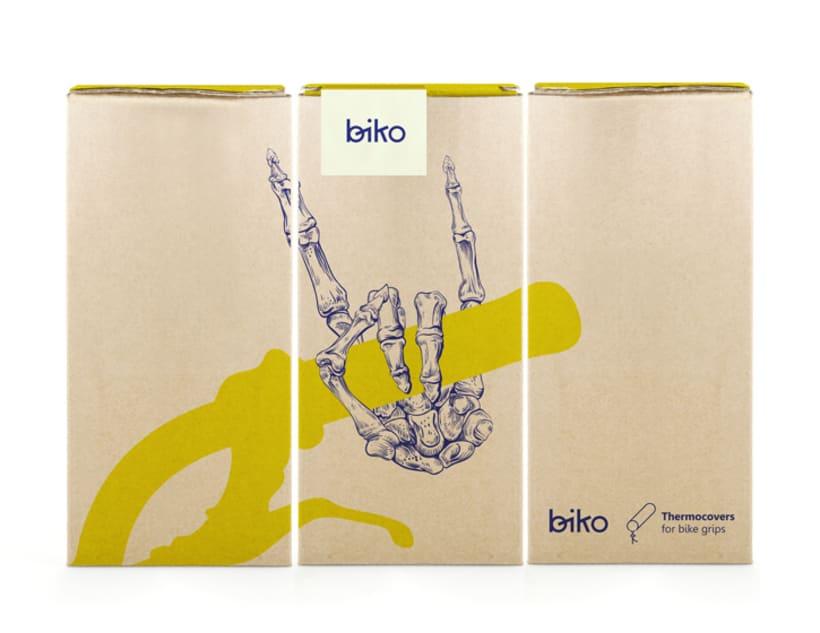 Biko, fundas térmicas para bicicletas 3