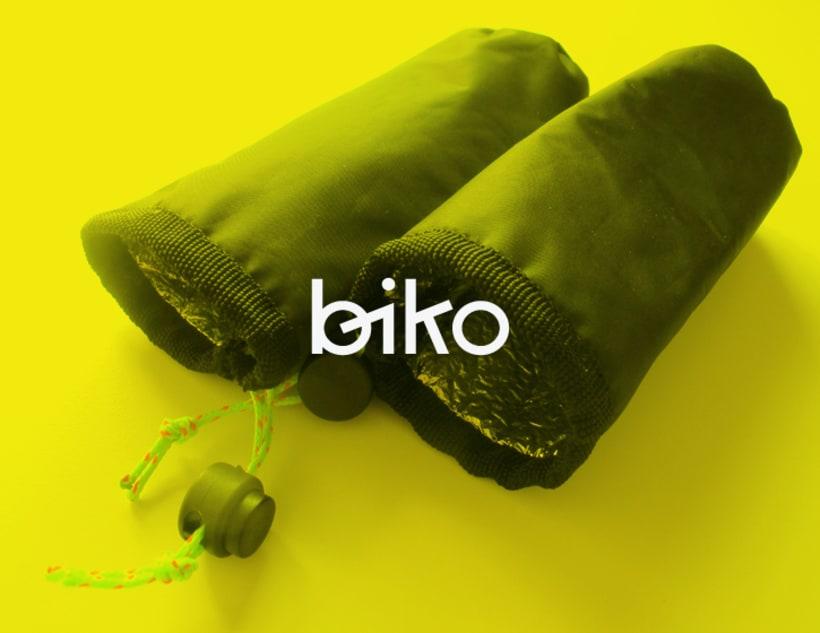 Biko, fundas térmicas para bicicletas 0