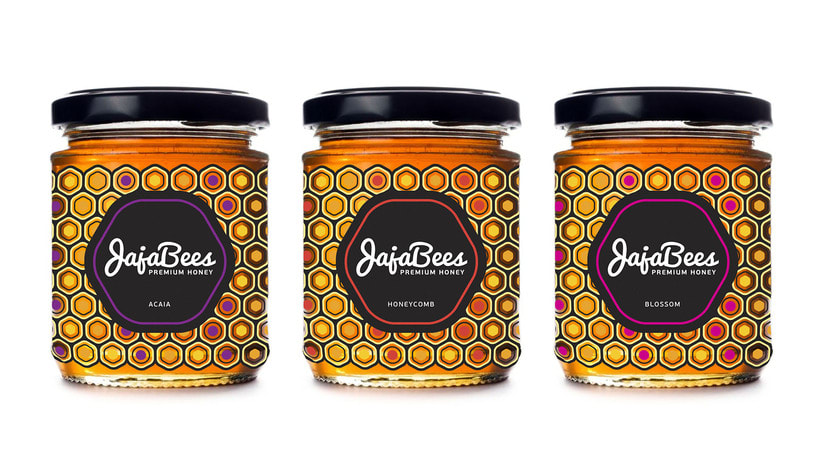 Honey // Packaging Design 6