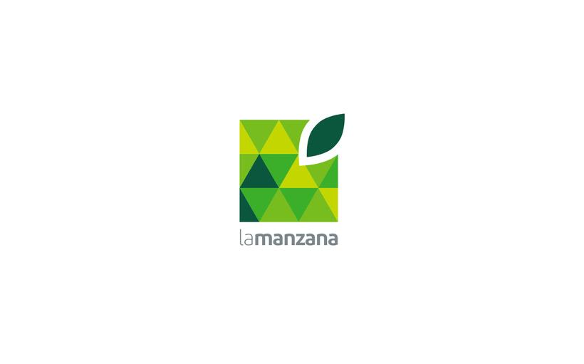 La Manzana // Logo & Branding Design 0