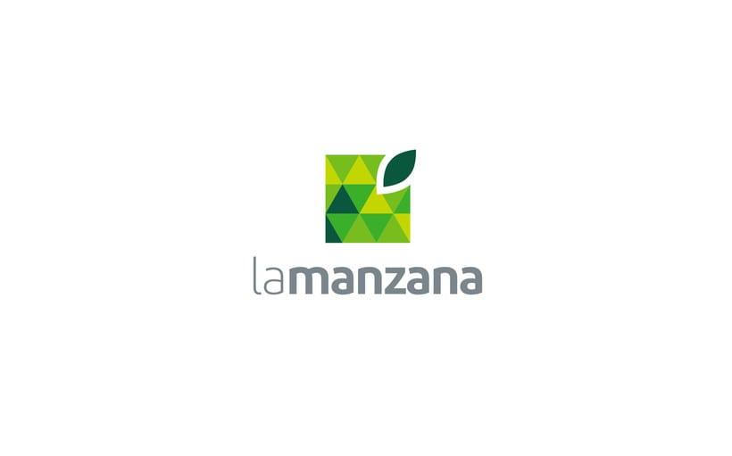 La Manzana // Logo & Branding Design 1