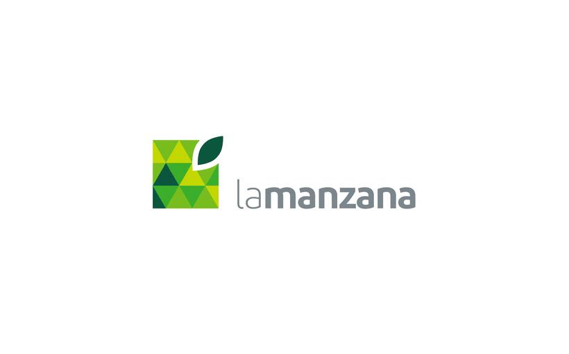 La Manzana // Logo & Branding Design 2