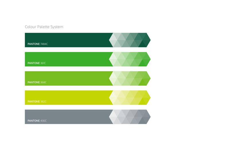 La Manzana // Logo & Branding Design 3