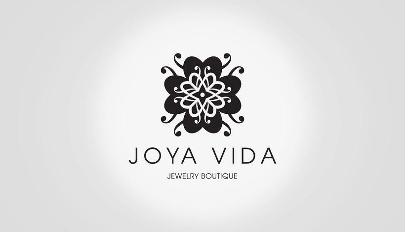 Joya Vida // Logo & Branding Design 1