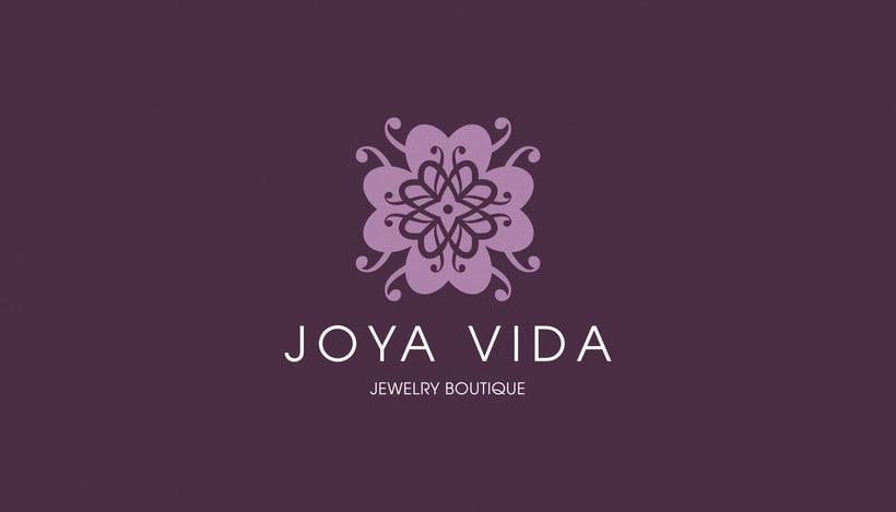 Joya Vida // Logo & Branding Design 3