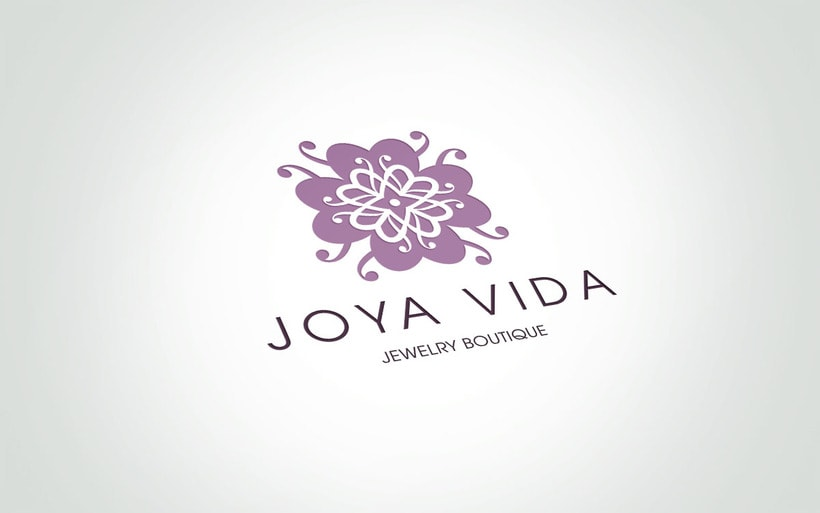 Joya Vida // Logo & Branding Design 4