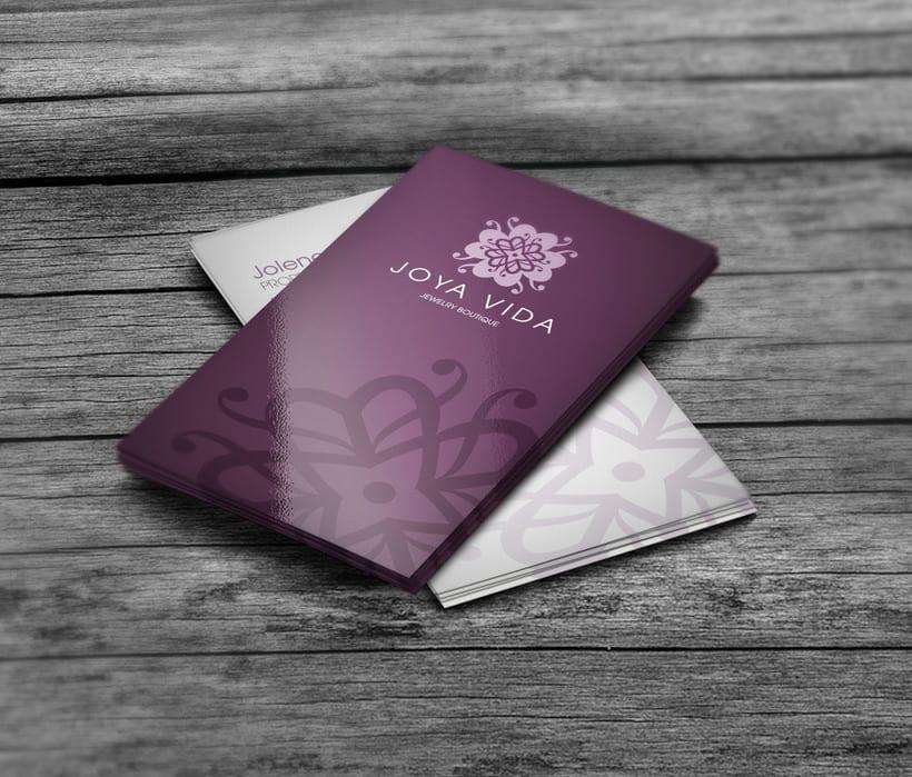 Joya Vida // Logo & Branding Design 5