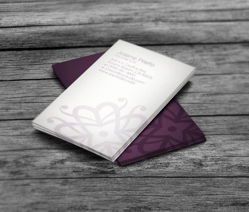 Joya Vida // Logo & Branding Design 6