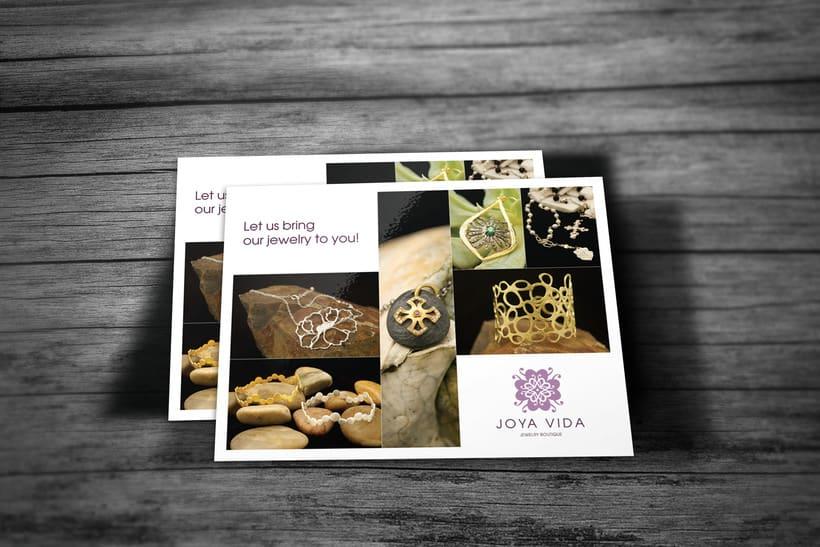 Joya Vida // Logo & Branding Design 7