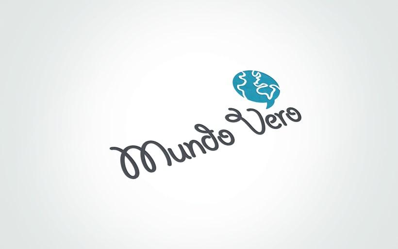 Mundo Vero // Logo & Branding Design -1