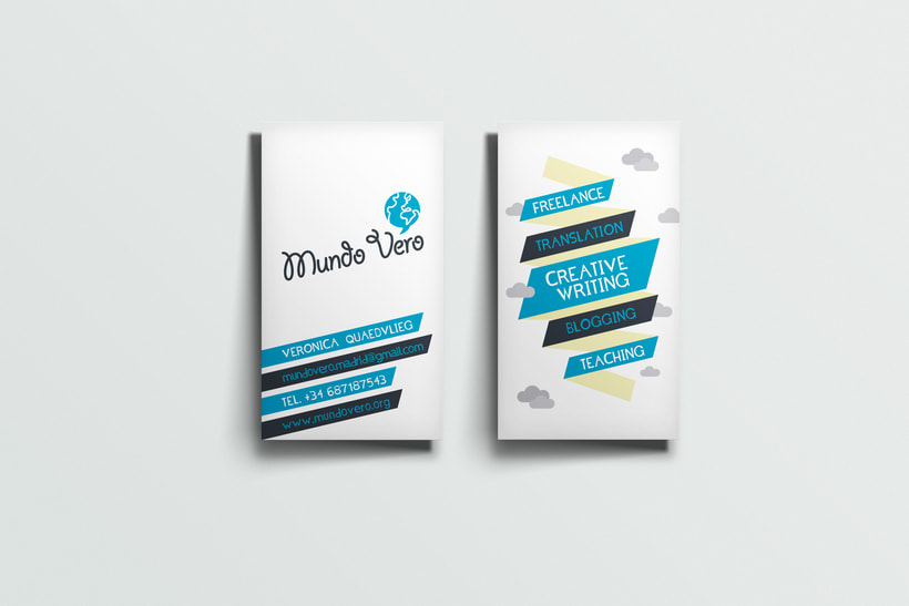 Mundo Vero // Logo & Branding Design 0