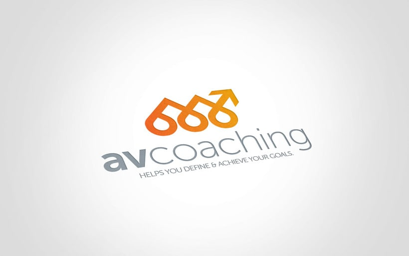 AV Coaching // Logo & Branding Design -1