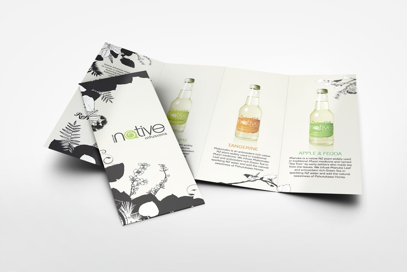 Native Infusions // Logo & Branding Design 4