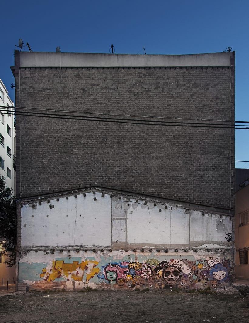 Arquitectura & Arte urbano en Barcelona 4