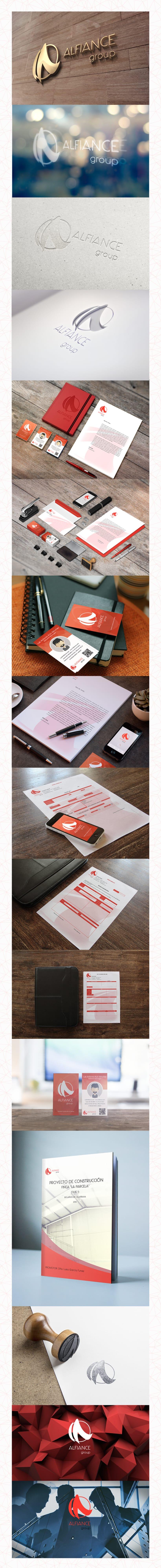 Alfiance Group - Branding -1