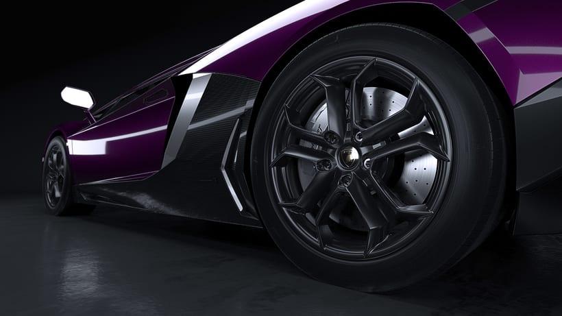 Lamborghini GPU 1