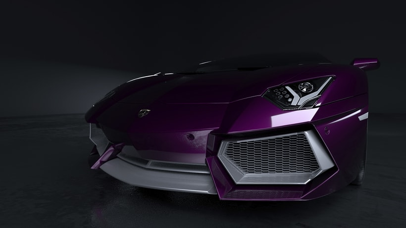 Lamborghini GPU 3