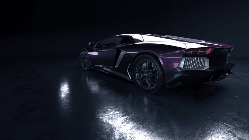 Lamborghini GPU 4