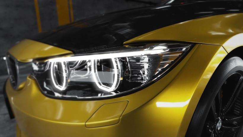 BMW M4 4