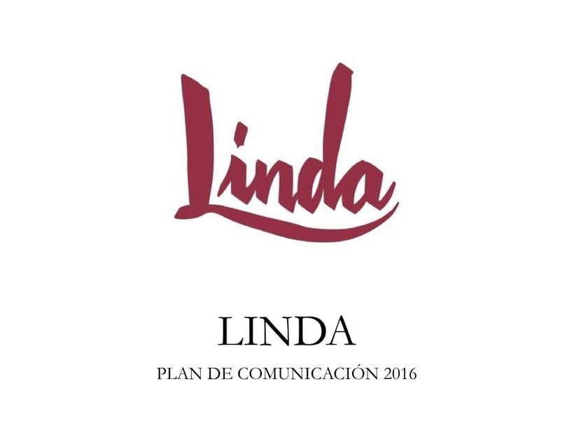 Linda Social Media Plan -1