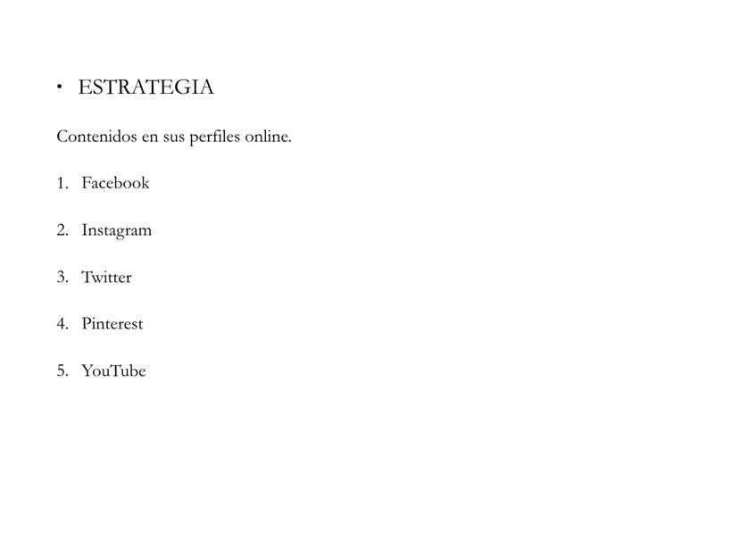 Linda Social Media Plan 3