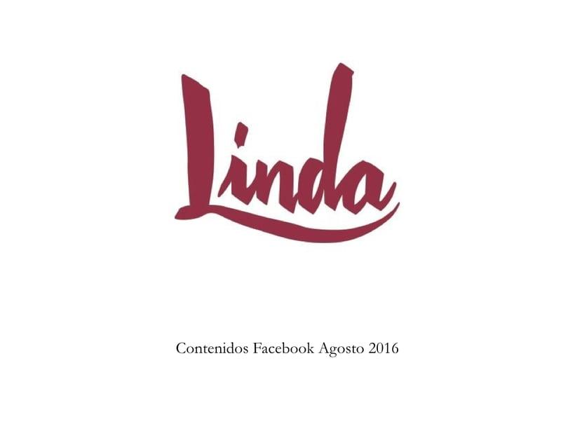 Linda Social Media Plan 9