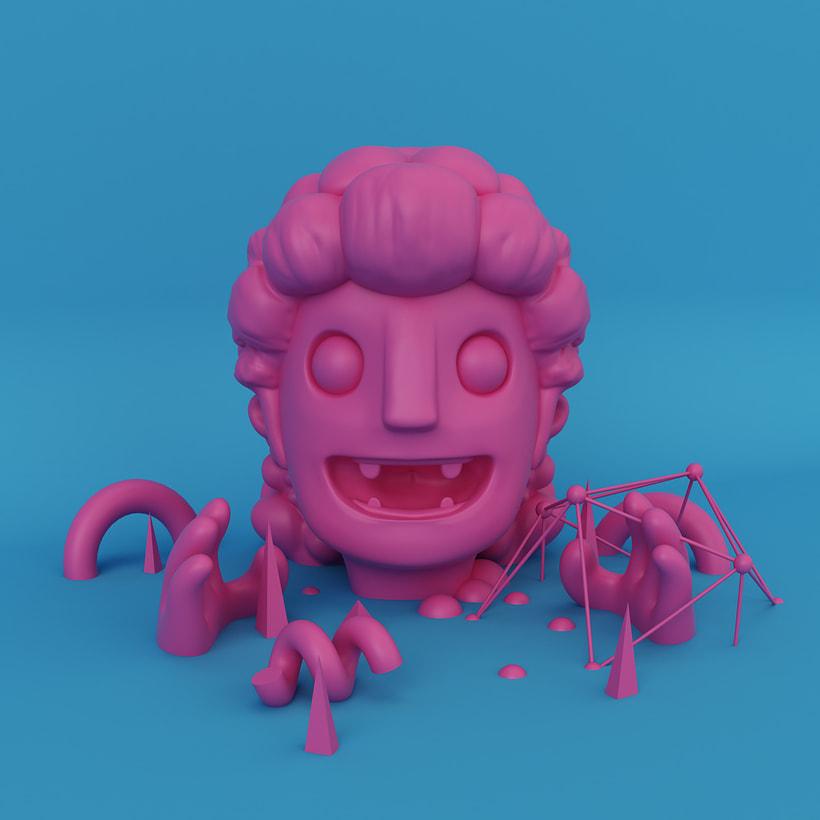 Bubblegum Vampire 0