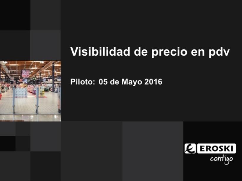 Presentación visibilidad precio en pdv 0