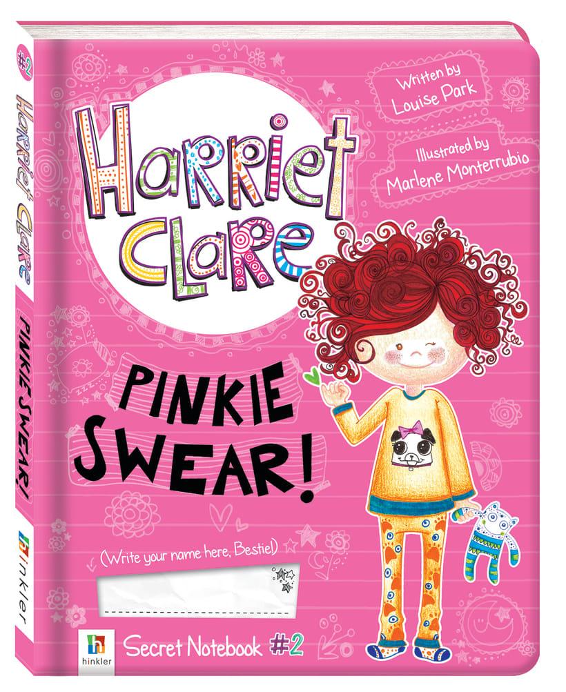 Harriet Clare (serie de libros infantiles) 0